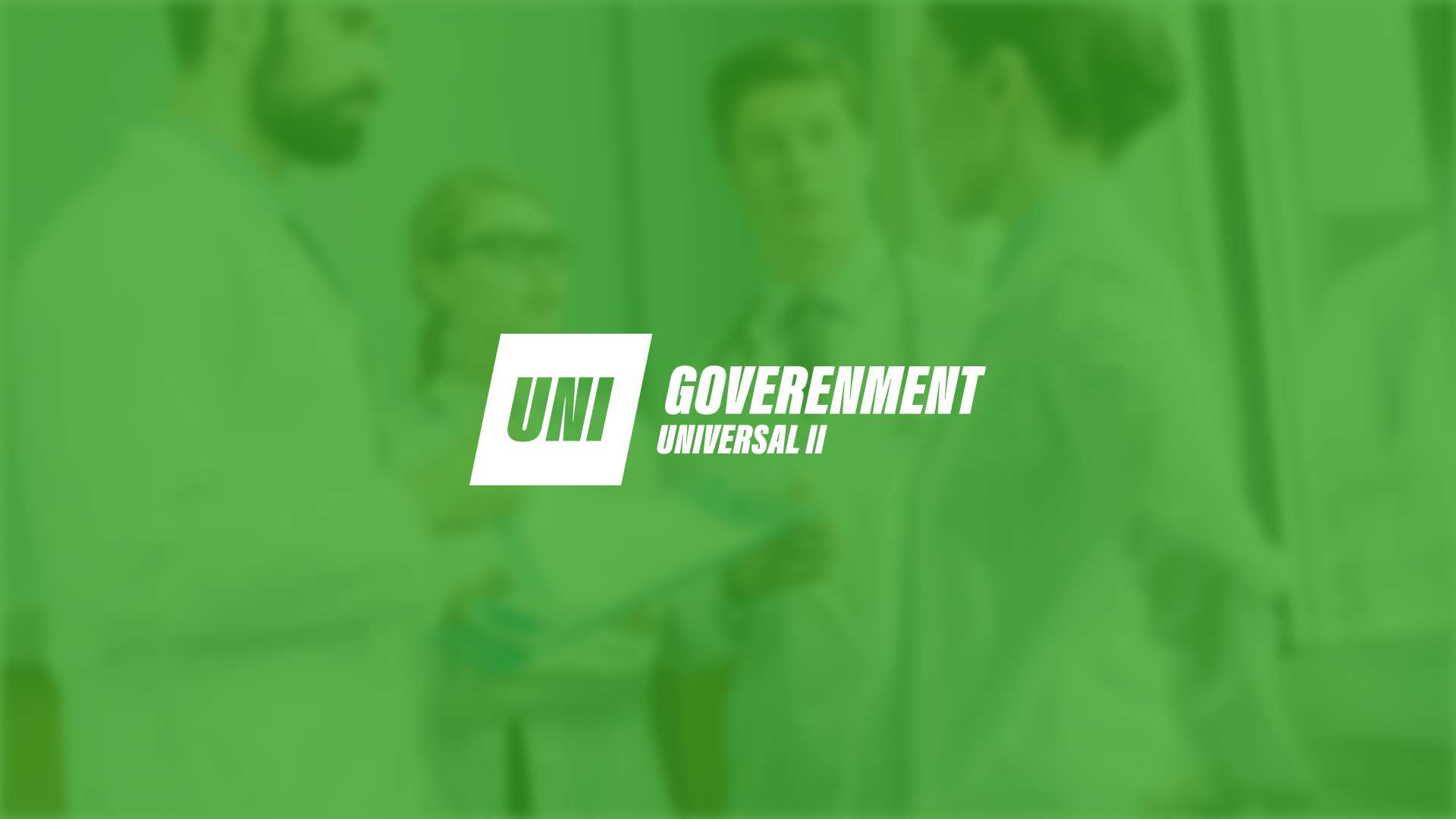 Goverenment Universal